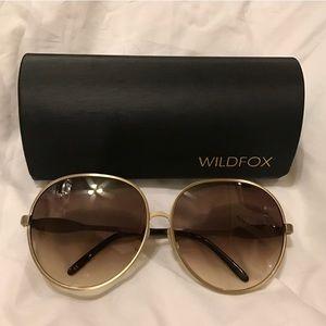 WILDFOX retro sunglasses
